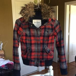 Great condition Abercrombie winter jacket